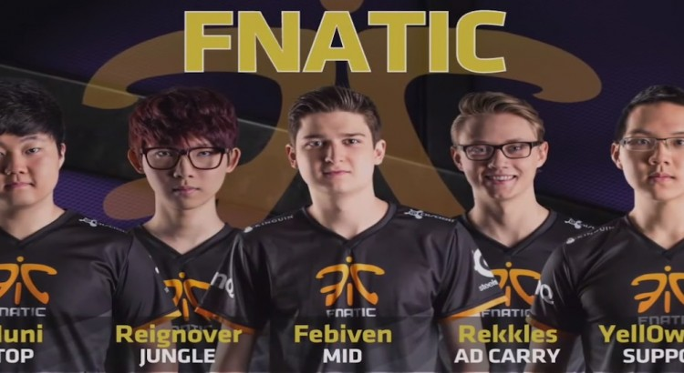 Fnatic-Leagueoflegends